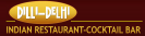 Dilli Delhi | Prague Indian Restaurant and Bar | Logo