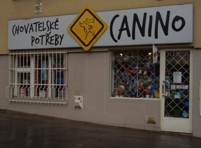 Canino Pet Store | Prague