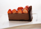 Cafe Girafe | Chocolate Strawberry
