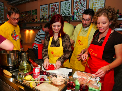 Chefparade | Prague | Cooking Classes