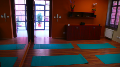 House of Yoga | Prague | Interior