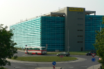 Prague Airport Parking | Parking Garage D