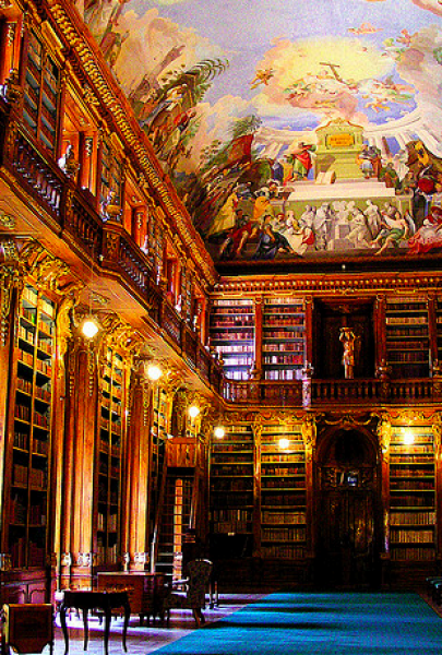 Prague Libraries | Culture Centers in Prague | Prague Education
