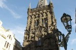Prague Gothic Architecture | The Powder Tower