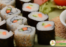 Loving Hut | Prague | Vegan Sushi