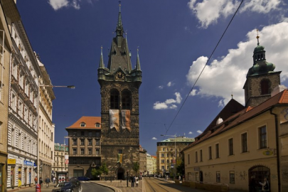 Jindřišská Tower | Prague
