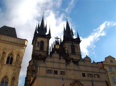 Tyn Church | Old Town | Church Spires