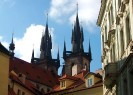 Tyn Church | Old Town | Spire Detail