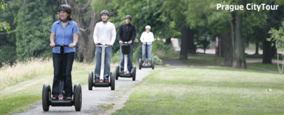 Segway in Prague | Prague Tours