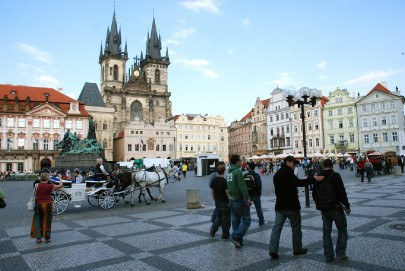 Old Town Square | Old Town | Tourists