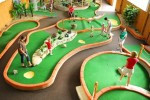 Adventure Minigolf Kunratice | Prague