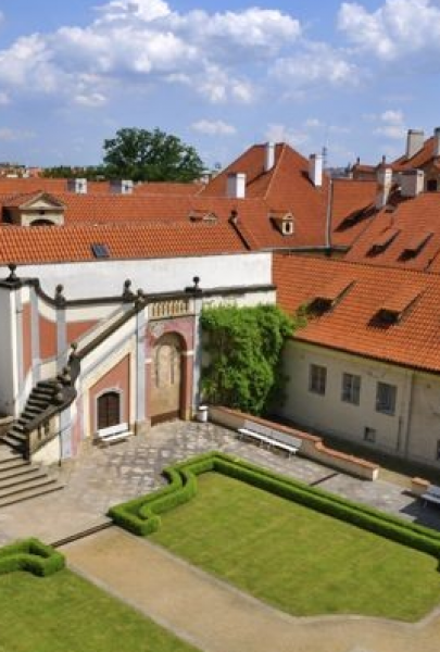 Hradcany Gardens and Parks | Prague