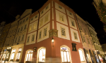 Prague Hotel | U Kapra at Night