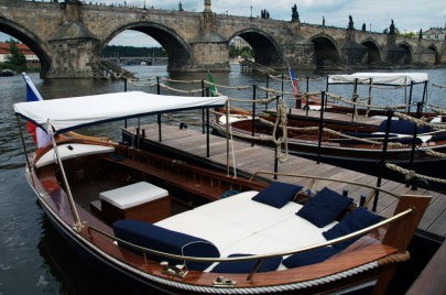 Prague Steamboat Company | River Cruises