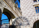 Prague Renaissance Architecture | Gate
