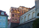 Prague Renaissance Architecture | Back View