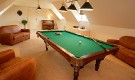 One-Bedroom Apartment | Pool Table