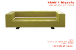 Design Salon | Green Couch