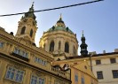 Prague Baroque Architecture | St. Nicolas Detail