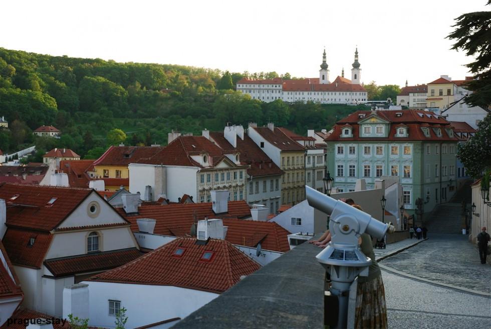 Prague Castle District District Tourist Prague