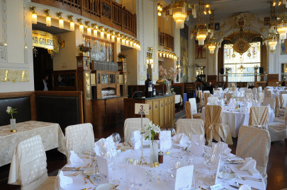 1st International Wedding Fair | Municipal House Interior
