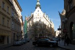 Prague Art Nouveau Architecture | Hotel Pariz
