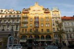 Prague Art Nouveau Architecture | Hotel Evropa