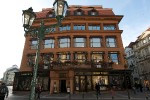 Prague Cubist Architecture | The House at the Black Madonna