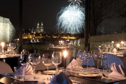 Bastion Prague Restaurant | Beautiful View