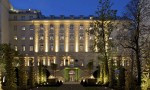Hotel Kempinski | Exterior at Night