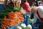 Kubáň Farmers Market | Fresh Vegetables