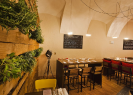 Epopey Restaurant | Green Interior