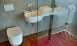 Bathroom with Double Wash Basin
