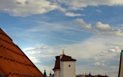 Prague Sky