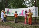 St. Prokop Kindergarten | Painting Outside