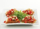 T.G.I. Friday's | Tomato Feta Bruschetta