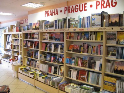 Palace of Books Luxor | Prague English Bookstores