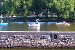 Swan Boat on the Vltava | Prague Boat Rental