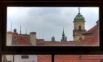 View of Old Town Spires | Ericsson Palace