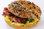 Just Bagel | Egg Sandwich