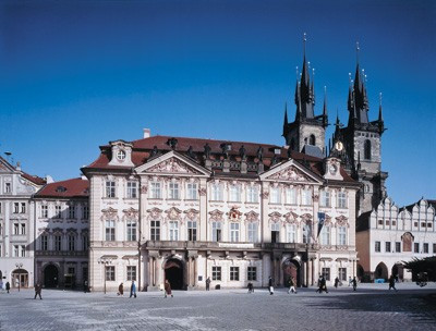 Kinský Palace | Old Town Square
