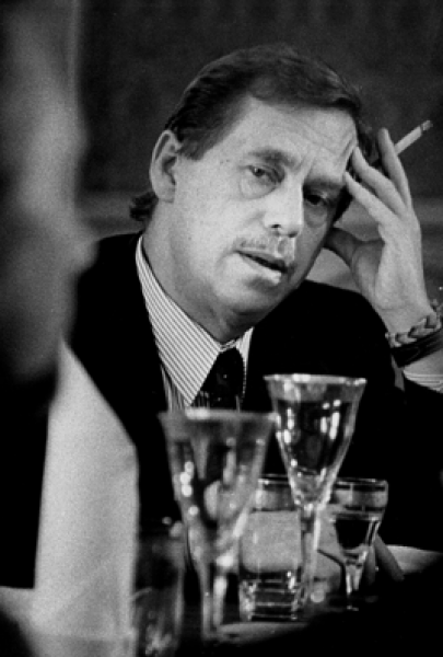 Václav Havel | Famous Czechs
