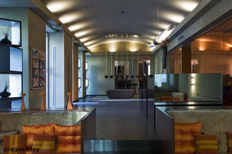 hotel lobby. 987 Prague Hotel | Lobby
