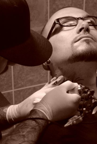 Tattoos and Piercing in Prague