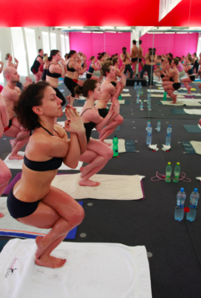Yoga and Pilates in Prague