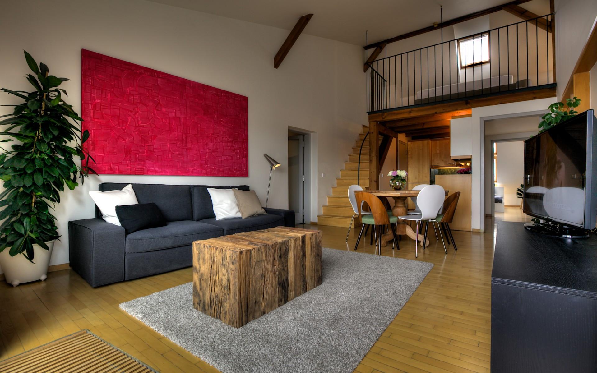 Apartmán Wenceslas Terrace