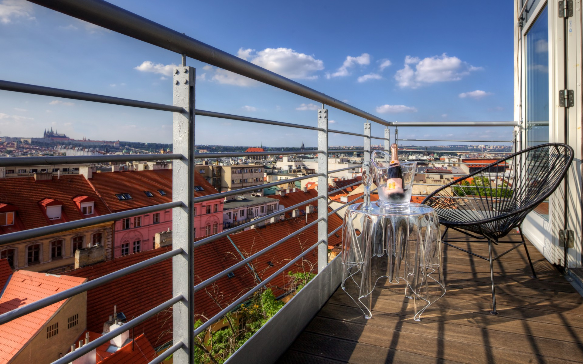 Prague Panorama Penthouse