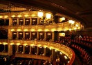 Prague Arts and Entertainment | National Theater | Balconies