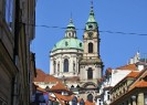 St. Nicolas Cathedral | Mala Strana | Prague Baroque Architecture