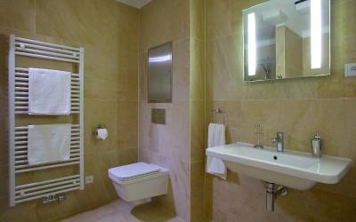 Hlavní koupelna